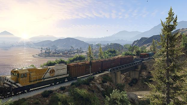 Grand Theft Auto V on PC screenshot #8