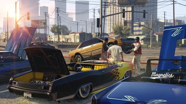 Grand Theft Auto V on PC screenshot #5
