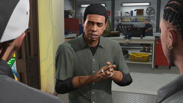 Grand Theft Auto V on PC screenshot #3