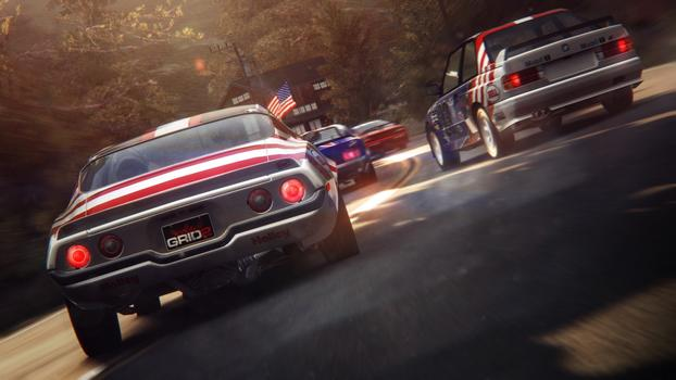 GRID 2 - Car Unlock Pack on PC screenshot #2