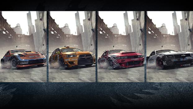 GRID 2 - Drift Pack on PC screenshot #1