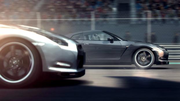 GRID 2 - GTR Racing Pack on PC screenshot #1