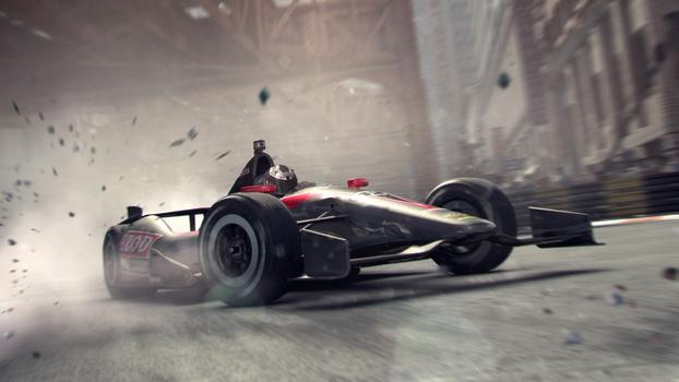 GRID 2 - IndyCar Pack on PC screenshot #1