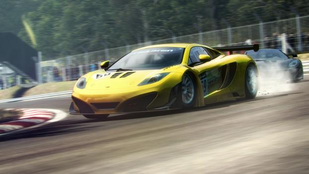 GRID 2 - McLaren Racing Pack on PC screenshot #5