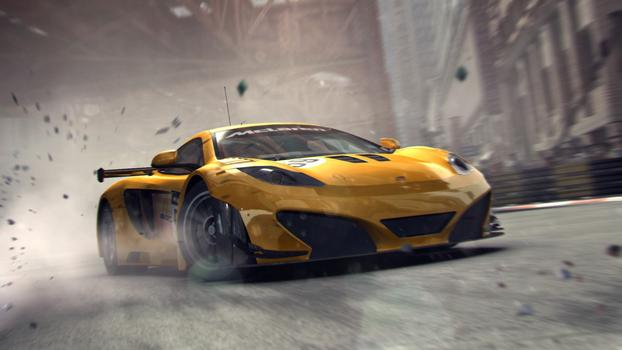 GRID 2 - McLaren Racing Pack on PC screenshot #4