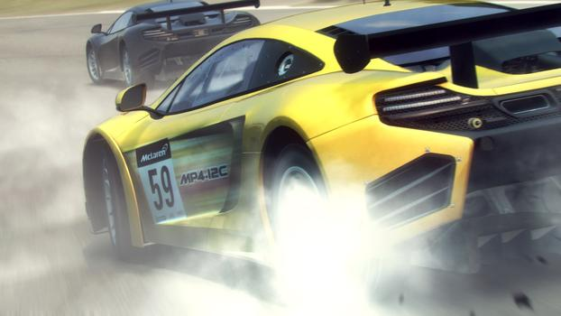 GRID 2 - McLaren Racing Pack on PC screenshot #2