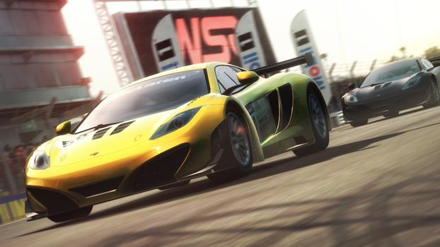GRID 2 - McLaren Racing Pack on PC screenshot #1