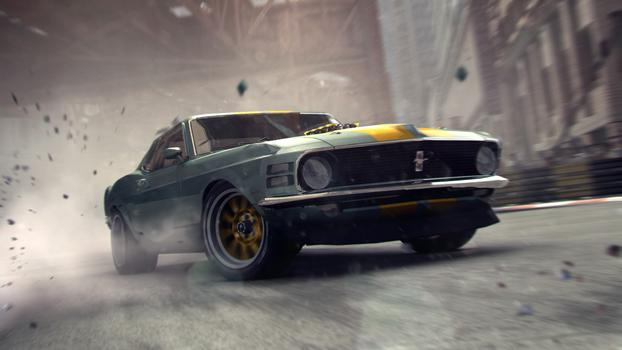 GRID 2 - Peak Performance Pack on PC screenshot #2