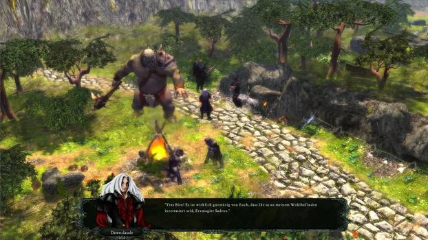 Grotesque Tactics: Evil Heroes on PC screenshot #6