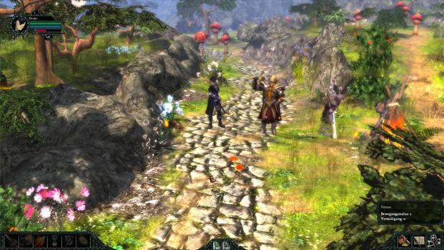 Grotesque Tactics: Evil Heroes on PC screenshot #5