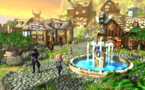 Grotesque Tactics: Evil Heroes on PC screenshot #2