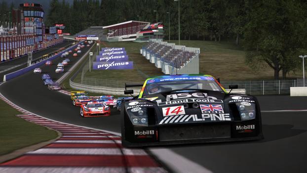 GTR 2 FIA GT Racing Game on PC screenshot #1