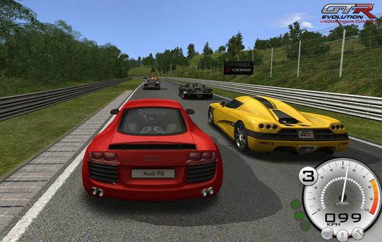 GTR Evolution on PC screenshot #1