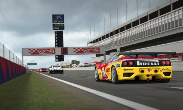 GTR - FIA GT Racing Game on PC screenshot #5