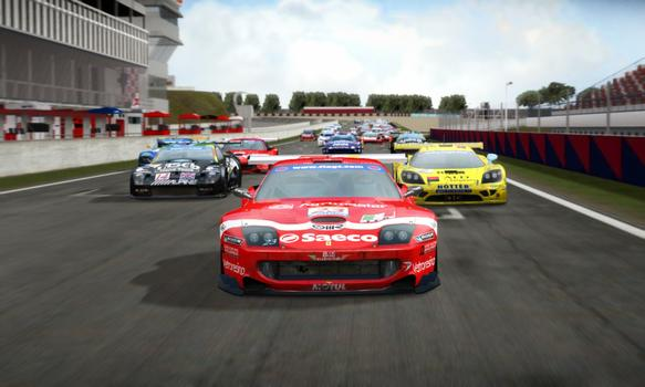 GTR - FIA GT Racing Game on PC screenshot #4
