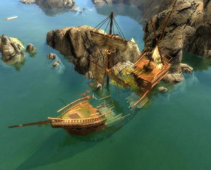 The Guild 2: Pirates of the European Seas on PC screenshot #1