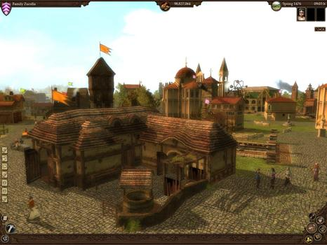 The Guild 2 on PC screenshot #1