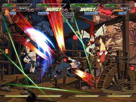 Guilty Gear Isuka on PC screenshot #3