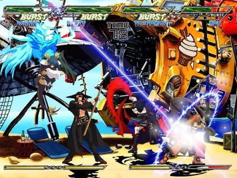 Guilty Gear Isuka on PC screenshot #2