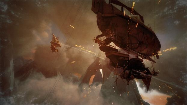 Guns of Icarus Online on PC screenshot #1