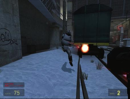 Half Life 2: Deathmatch on PC screenshot #4