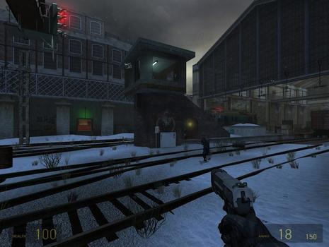 Half Life 2: Deathmatch on PC screenshot #2