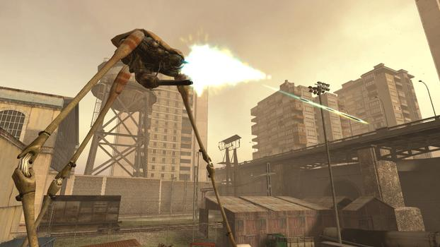 Half Life 2: Episode 1 on PC screenshot #4