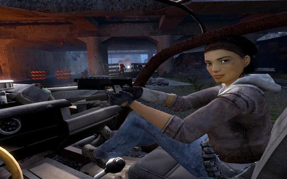 Half Life 2: Episode 2 on PC screenshot #5