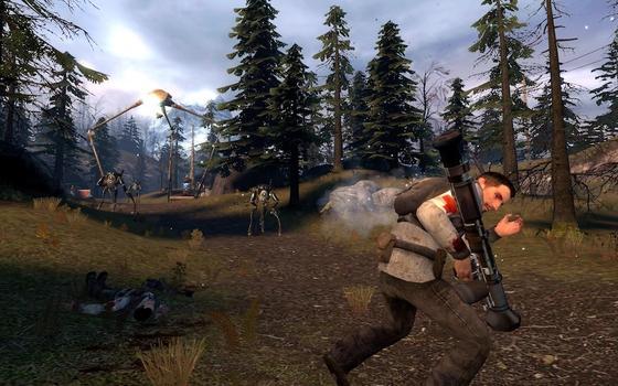 Half Life 2: Episode 2 on PC screenshot #3