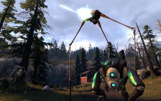 Half Life 2: Episode 2 on PC screenshot #2
