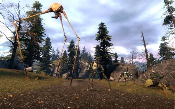 Half Life 2: Episode 2 on PC screenshot #1