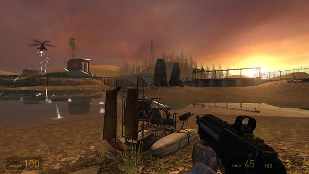 Half-Life 2 on PC screenshot #9