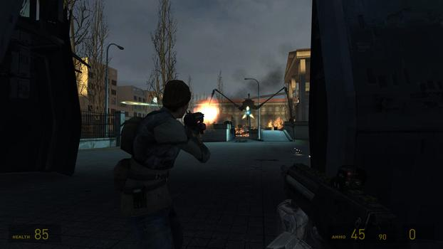 Half-Life 2 on PC screenshot #8