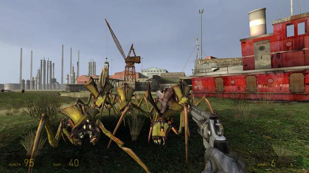 Half-Life 2 on PC screenshot #7