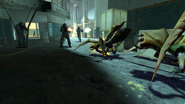 Half-Life 2 on PC screenshot #5