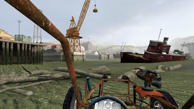 Half-Life 2 on PC screenshot #2