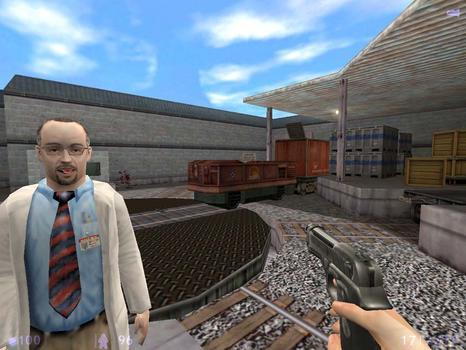 Half Life: Blue Shift on PC screenshot #5