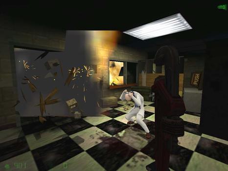 Half Life: Opposing Force on PC screenshot #3