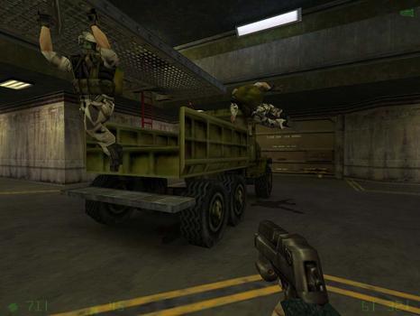 Half Life: Opposing Force on PC screenshot #1