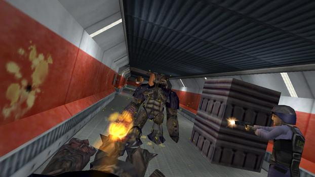 Half Life on PC screenshot #2
