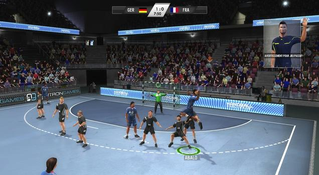 Handball Challenge 2014 on PC screenshot #6