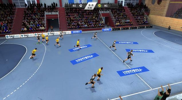 Handball Challenge 2014 on PC screenshot #4