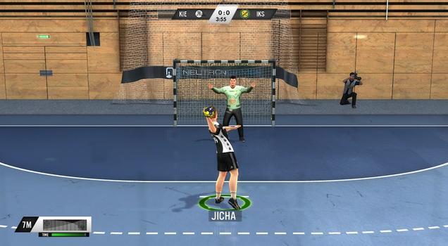 Handball Challenge 2014 on PC screenshot #3
