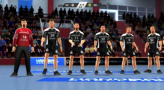 Handball Challenge 2014 on PC screenshot #2