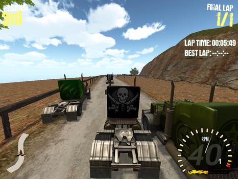 Headlong Racing on PC screenshot #3