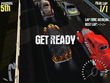 Headlong Racing on PC screenshot #1