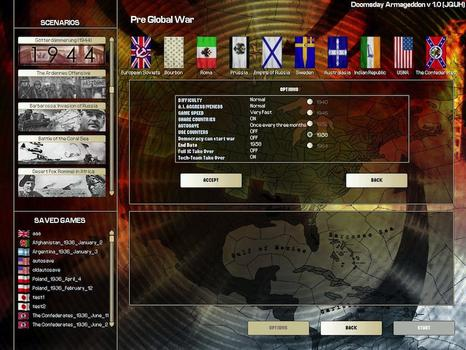 Hearts of Iron II: Complete on PC screenshot #3