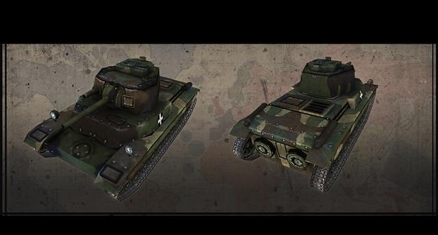 Hearts of Iron III: Axis Minor Vehicle Pack on PC screenshot #10