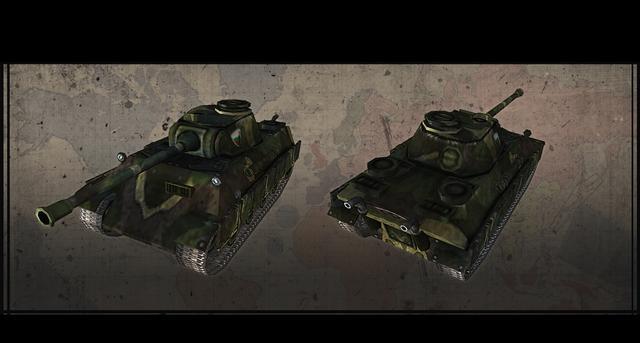 Hearts of Iron III: Axis Minor Vehicle Pack on PC screenshot #7