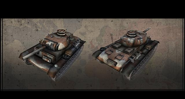 Hearts of Iron III: Axis Minor Vehicle Pack on PC screenshot #5